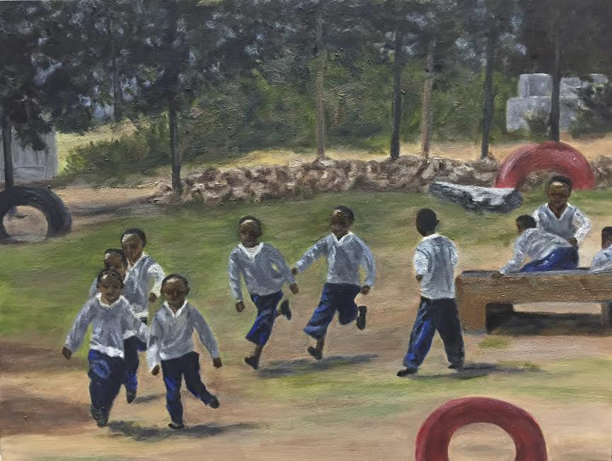 """Children Playing"""