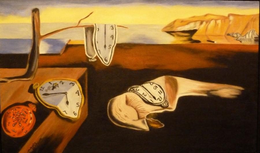 Salvador Dali's Persistence ofMemory